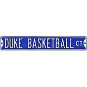 Authentic Street Signs Duke Blue Devils 'Duke Basketball Ct' Sign