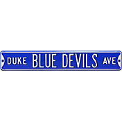 Authentic Street Signs Duke Blue Devils Avenue Sign