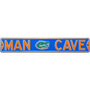 Authentic Street Signs Florida Gators 'Man Cave' Street Sign
