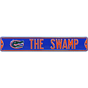 Authentic Street Signs Florida Gators 'The Swamp' Street Sign