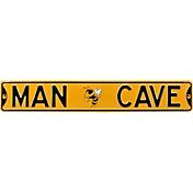 Authentic Street Signs Georgia Tech Yellow Jackets 'Man Cave' Street Sign
