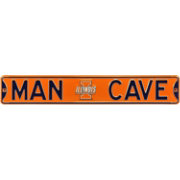 Authentic Street Signs Illinois Fighting Illini 'Man Cave' Street Sign