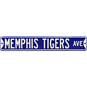 Authentic Street Signs Memphis Tigers Avenue Sign