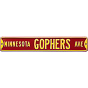 Authentic Street Signs Minnesota Gophers Avenue Sign