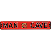 Authentic Street Signs Maryland Terrapins 'Man Cave' Street Sign