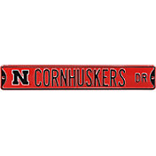 Authentic Street Signs Nebraska 'Cornhuskers Dr' Sign