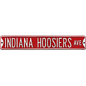 Authentic Street Signs Indiana Hoosiers Avenue Sign