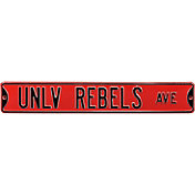Authentic Street Signs UNLV Rebels Avenue Sign