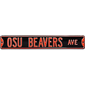 Authentic Street Signs Oregon State Beavers Avenue Sign
