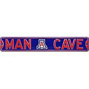 Authentic Street Signs Arizona Wildcats 'Man Cave' Street Sign