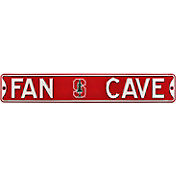 Authentic Street Signs Stanford Cardinal 'Fan Cave' Street Sign
