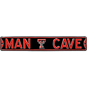 Authentic Street Signs Texas Tech 'Man Cave' Street Sign