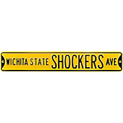 Authentic Street Signs Wichita State Shockers Avenue Sign