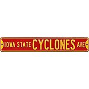 Authentic Street Signs Iowa State Cyclones Avenue Sign