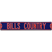 Authentic Street Signs Buffalo Bills 'Bills Country' Street Sign