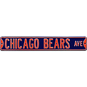Authentic Street Signs Chicago Bears Avenue Sign