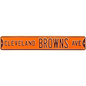 Authentic Street Signs Cleveland Browns Avenue Sign