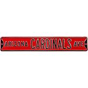 Authentic Street Signs Arizona Cardinals Avenue Sign
