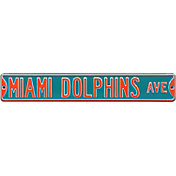 Authentic Street Signs Miami Dolphins Avenue Sign