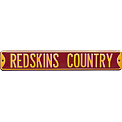 Authentic Street Signs Washington Redskins 'Redskins Country' Street Sign