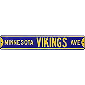 Authentic Street Signs Minnesota Vikings Avenue Sign