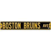 Authentic Street Signs Boston Bruins Ave Sign