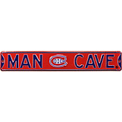 Authentic Street Signs Montreal Canadiens 'Man Cave' Street Sign