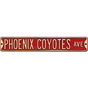 Authentic Street Signs Arizona Coyotes Ave Sign