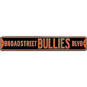 Authentic Street Signs Philadelphia Flyers Broadstreet Bullies Blvd Sign