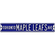 Authentic Street Signs Toronto Maple Leafs Ave Sign