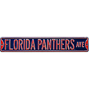 Authentic Street Signs Florida Panthers Ave Sign
