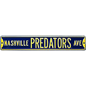 Authentic Street Signs Nashville Predators Ave Sign