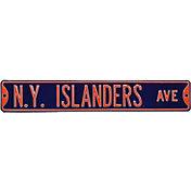 Authentic Street Signs New York Islanders Ave Sign
