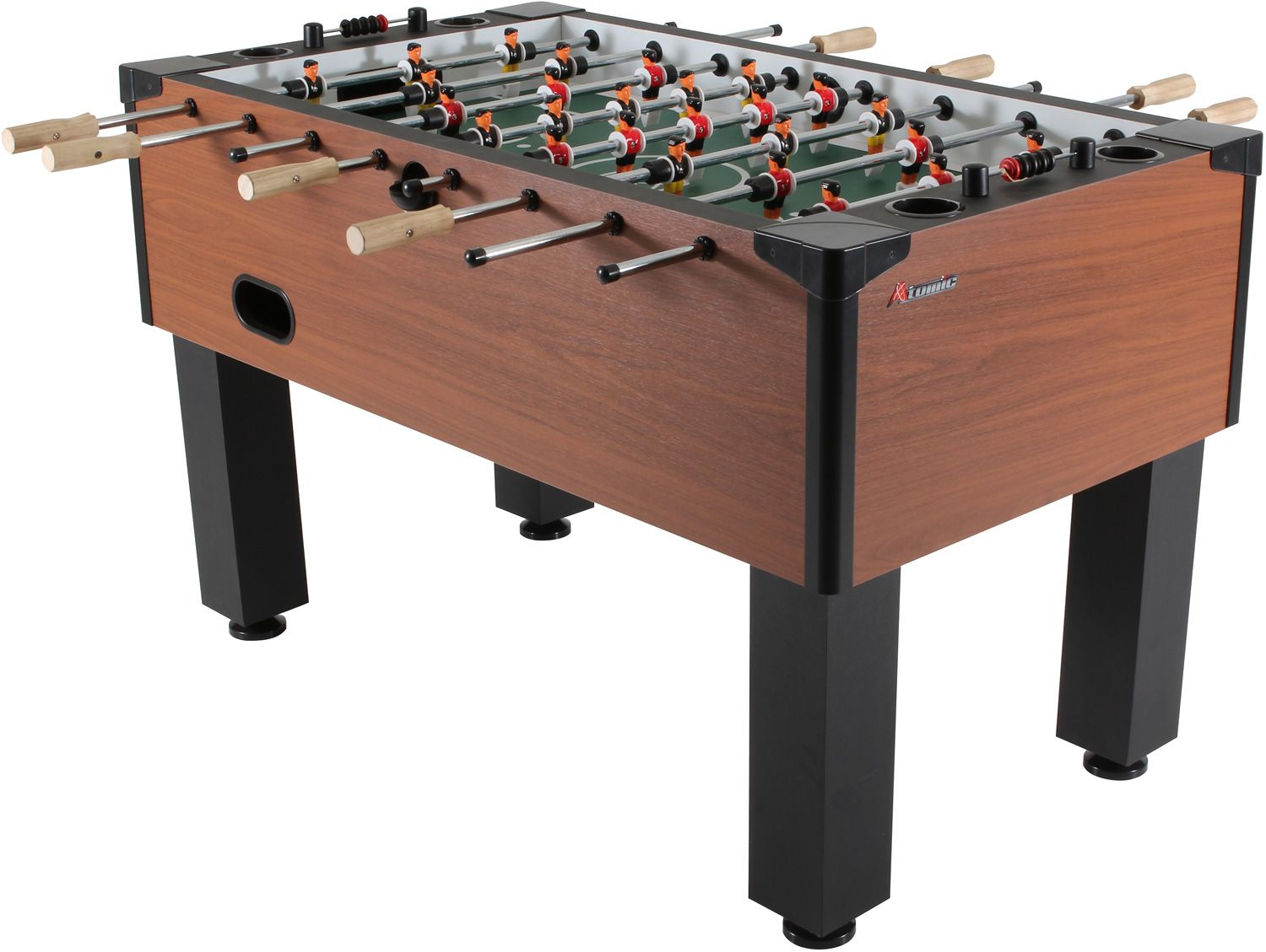Awesome Atomic Gladiator Foosball Table