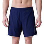 SECOND SKIN Men's 2-in-1 Stretch Woven Shorts