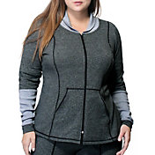 Rainbeau Curves Women's Plus Size Ella Zip-Up Jacket