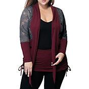 Rainbeau Curves Women's Plus Size Whitney Bolero Cardigan