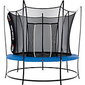 Vuly 2 10' Round Trampoline with Enclosure Net