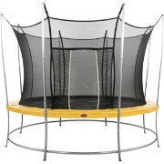 Vuly Lite 14' Round Trampoline with Safety Net