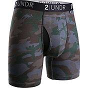 2UNDR Men's Swing Shift 6'' Boxer Briefs