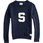Hillflint Penn State Nittany Lions Blue Heritage Sweater