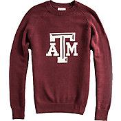 Hillflint Texas A&M Aggies Maroon Heritage Sweater