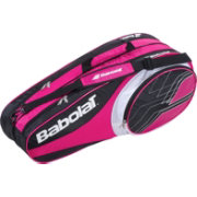 Babolat Club Line 6 Pack Pink Tennis Bag