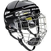 Bauer RE-AKT 75 Ice Hockey Helmet Combo