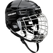 Bauer Senior IMS 5.0 Ice Hockey Helmet Combo