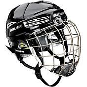Bauer Senior RE-AKT 100 Ice Hockey Helmet Combo