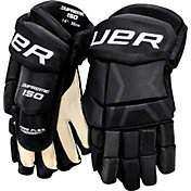 Bauer Senior Supreme 150 Ice Hockey Gloves