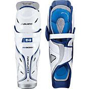 Bauer Junior Nexus N9000 Ice Hockey Shin Guards