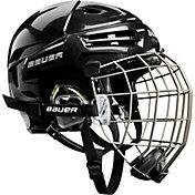 Bauer Youth RE-AKT 100 Ice Hockey Helmet Combo