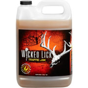 Buck Bomb Wicked Lick Traffic Jam Deer Attractant